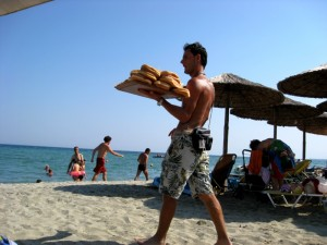 strandmat